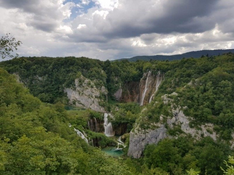 Likadestination National Park Plitvice lakes