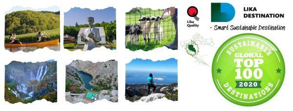 Lika destination top 100 sustainable destination smanjena